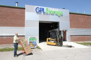 Global Point Self Storage 550 Braidwood Ave. Peterborough, ON