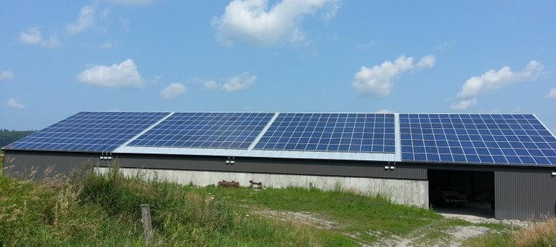 Farm Solar From Global Point Energy Saves You Money