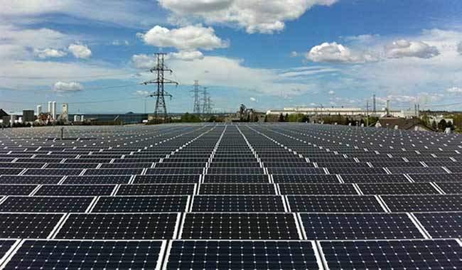 500 kW Solar Plant