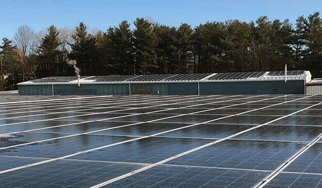 Solar Site Photo