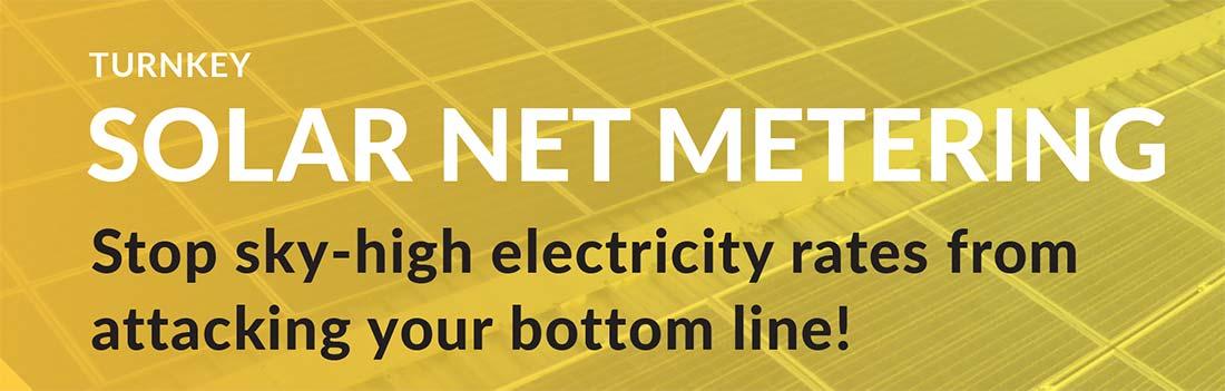 Turnkey Net Metering