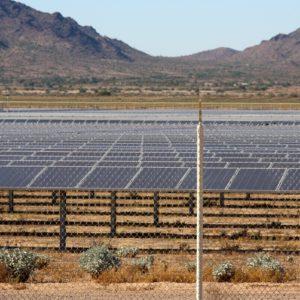 Solar Farm Image