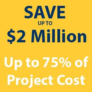 Save Up To $2 Million